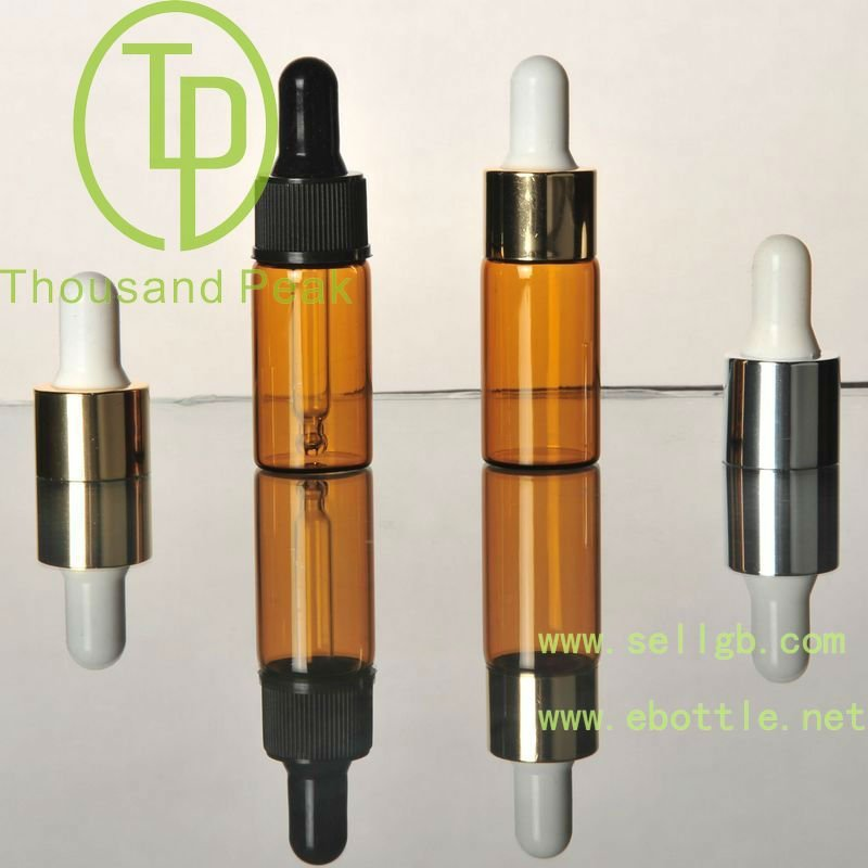 TP-2-10-1 6ml clear glass cosmetic packaging