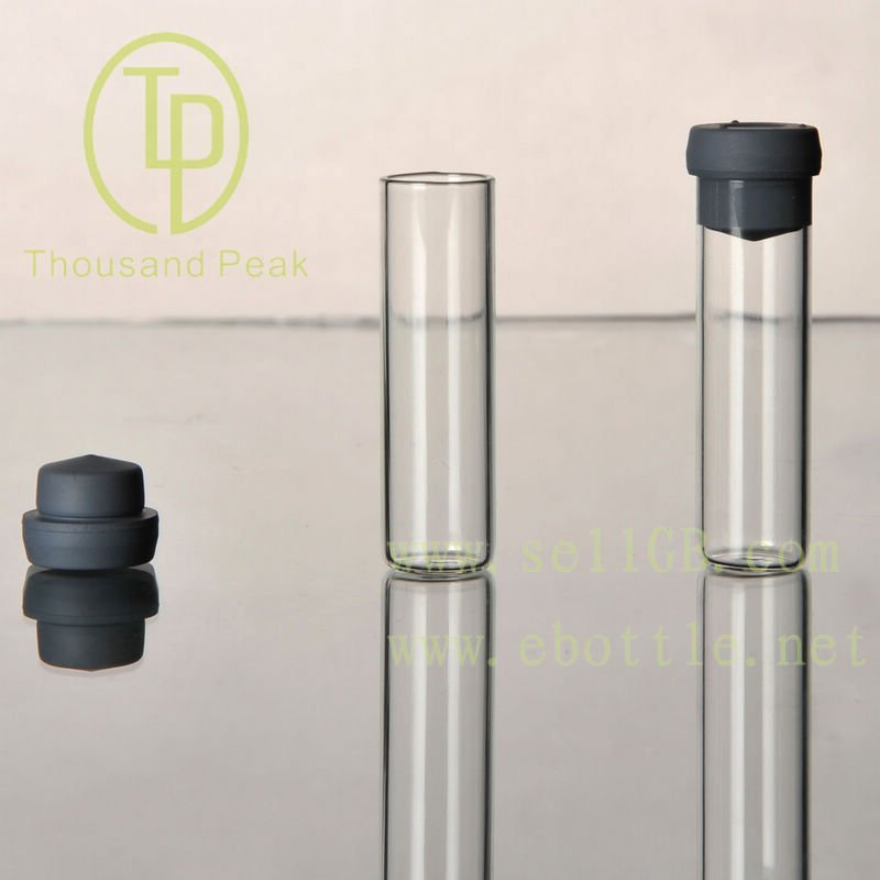 Glass food supplement bottles Glass dosing bottlee Glass reagent bottle